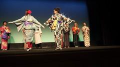 きもの文化実演ショーのお礼