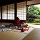 十二単でロケーション・美しいお庭で平安時代を体感の画像