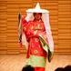 高円宮家の三女絢子様 の結婚式の様子の報道の画像